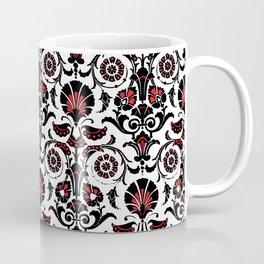Fiesta Red Motif Coffee Mug
