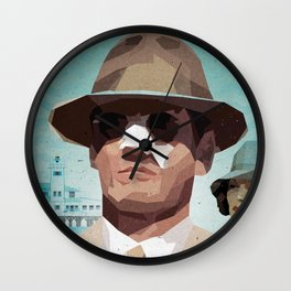 Chinatwon fanart movie poster Wall Clock