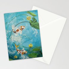 Observe and Let Go Stationery Cards