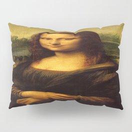 Leonardo da Vinci's Mona Lisa Pillow Sham