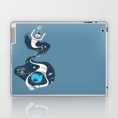 Across the dark hole Laptop & iPad Skin
