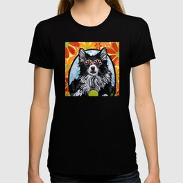 Gizmo the Border Collie T-shirt