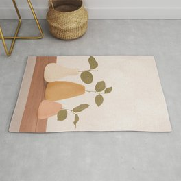 Three Little Branches Rug