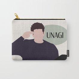 UNAGI ART Carry-All Pouch