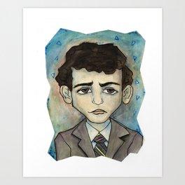 Chas Art Print