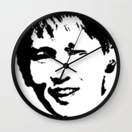 Shanghai's Head C MID Wall Clock