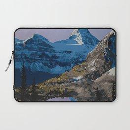 Mt. Assiniboine Provincial Park Laptop Sleeve