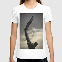 naked T-shirts featuring Naked by Fine2art