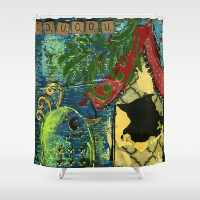Coucou Shower Curtain