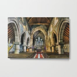 Saint Mary's Church Metal Print