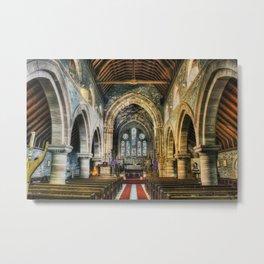 Saint Mary's Church Metal Print