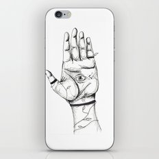 I see iPhone & iPod Skin