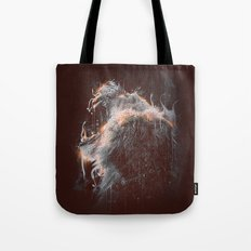 DARK LION #2 Tote Bag