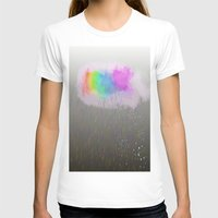 cloud T-shirts featuring cloud by WilliamFontana