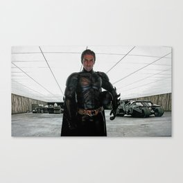 A WATCHFUL PROTECTOR Canvas Print