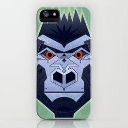 Gorillabot iPhone Case