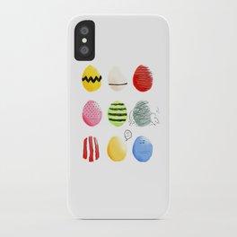Li'l Eggs Peanuts iPhone Case