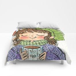 Coffee Lover Comforters