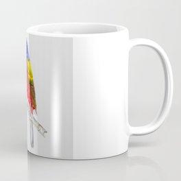 Painted Bunting Sentinel Coffee Mug