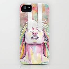 high beams iPhone Case