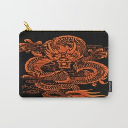 Epic Dragon Orange Carry-All Pouch