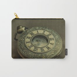 Golden pocket watch Carry-All Pouch