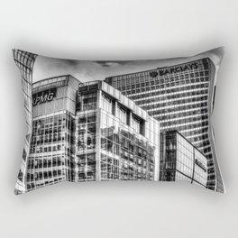 Corporate World Rectangular Pillow