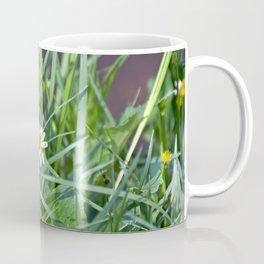 Lake Irene Alpine Floral Study 5 Coffee Mug
