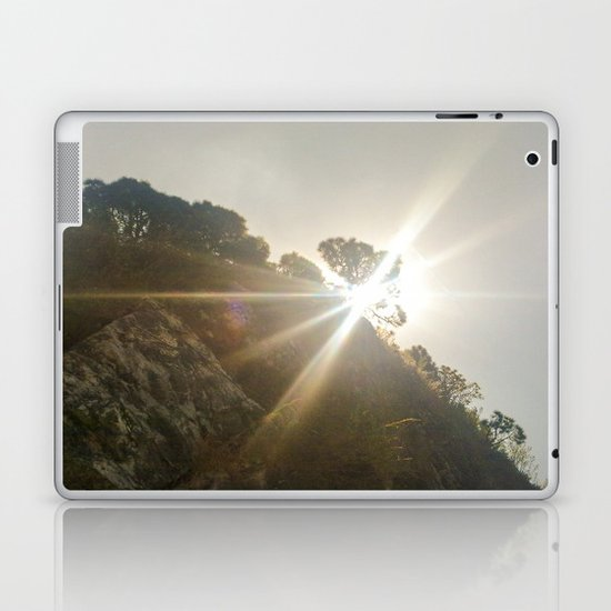 Shine Over Me Laptop & iPad Skin