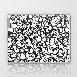 Vacio-b&w Laptop & iPad Skin