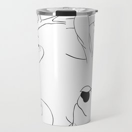 A Sloth Dream 1 Travel Mug