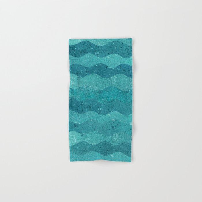 W\VE BRE\K Hand & Bath Towel