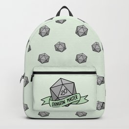 Dungeon Master D20 Backpack