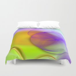 In the mood Duvet Cover