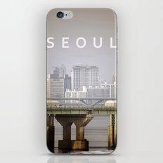 SEOUL iPhone & iPod Skin