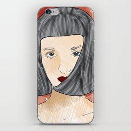 face II iPhone Skin