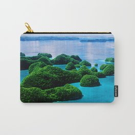 Where Heaven Touched Earth: Palau South Pacific Islands Carry-All Pouch