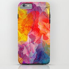 Whirlwind of petals(4). iPhone 6 Plus Tough Case