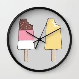 Helado Wall Clock
