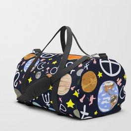 Solar System 2 Duffle Bag