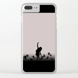Memoirs Of Youth Clear iPhone Case