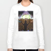 concert Long Sleeve T-shirts featuring The Concert by Vargamari