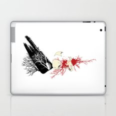 trash polka Laptop & iPad Skin
