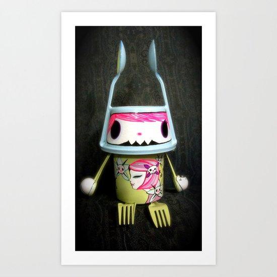 manu Art Print