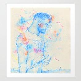Boy: Do the Earth Art Print