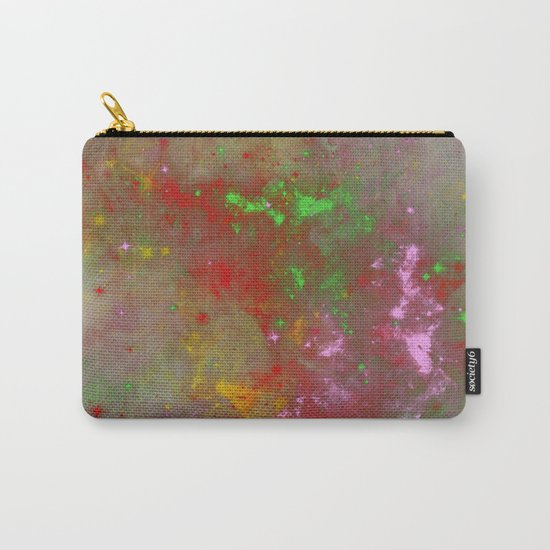 When Galaxies Meet Carry-All Pouch
