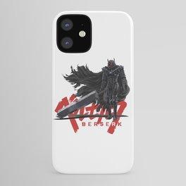 Berserk Demon Armor iPhone Case
