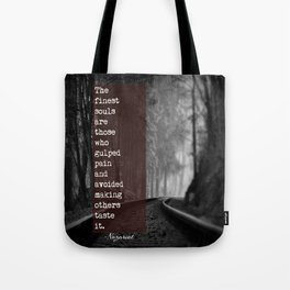 The Finest Souls Tote Bag