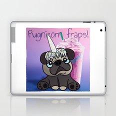 Pugnicorn fraps! Laptop & iPad Skin