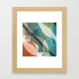 Abstract 2018 017 Framed Art Print